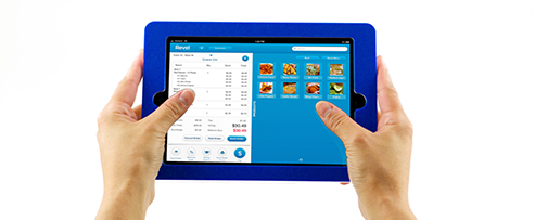 Powered By Revel: Tableside Ordering On the iPad Mini