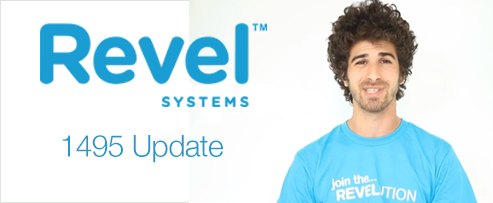 Top 5: Updates for Revel POS Version 1495