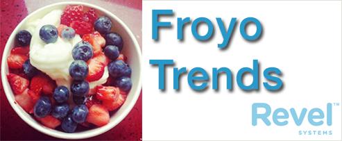 Frozen Yogurt Shop Trends