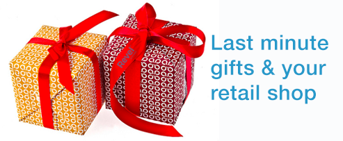 The Holiday Season and Last Minute Gifts