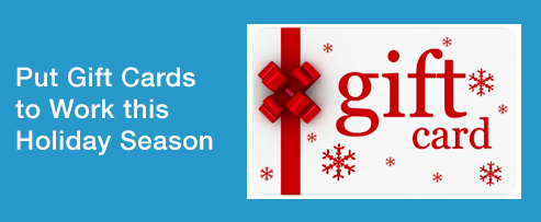 Gift Cards:  A Link Between Business & Consumer