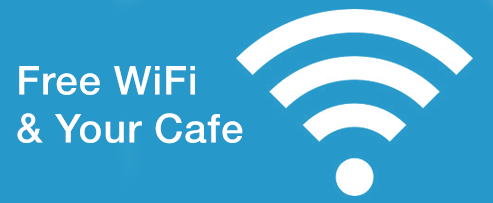 Offering Free WiFi at Your Café