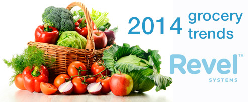 Top 4 Grocery Trends for 2014