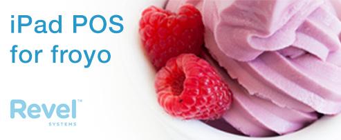 Top 3 Benefits of iPad POS for a Frozen Yogurt Shop