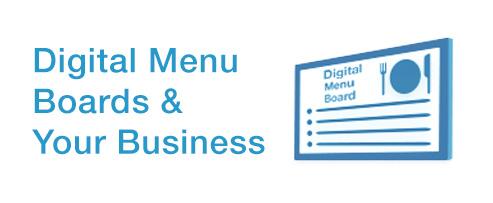 Digital Menu Board 101