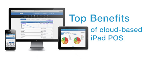 Top Benefits of Cloud-based iPad POS for Restaurants