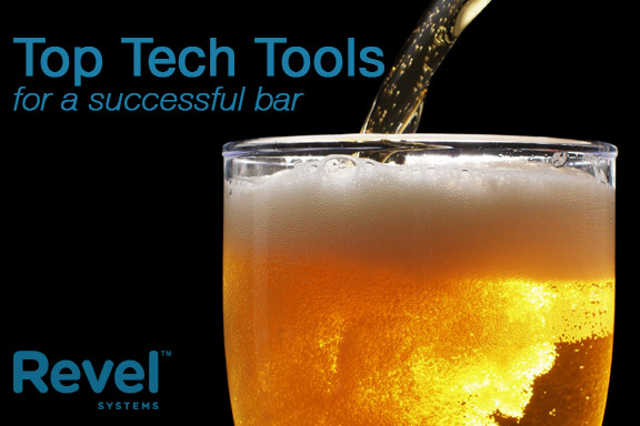 Tech Tools for Bars