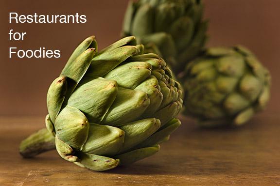 Restaurants for Foodies