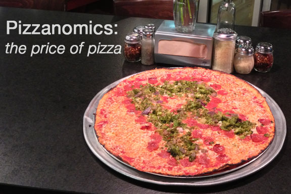 Pizzanomics: The Price of Pizza