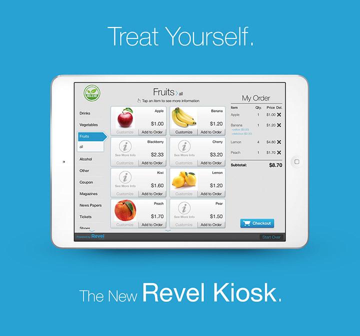 Announcing the New Revel Kiosk
