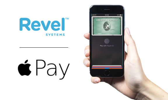 Revel Works With Apple Pay