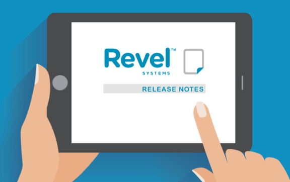 Revel 1525 Release Notes: New iPad POS Features and Enhancements
