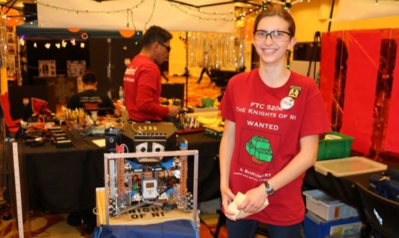 Congrats to the Stanford OHS Robotics Team!