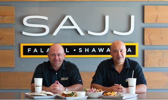 Sajj Food Trucks Highlights POS Essentials