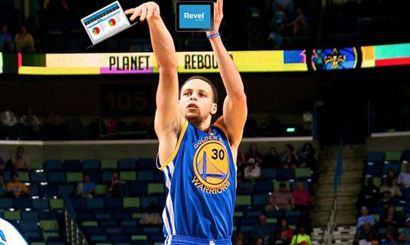 NBA Championship: Revel Systems iPad POS Edition