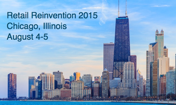 Revel Activities at Retail Reinvention 2015