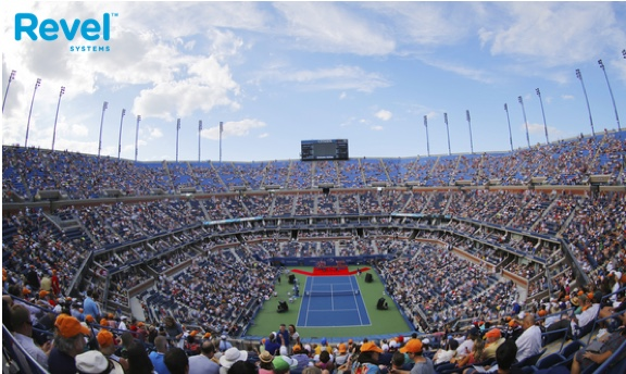 U.S. Open: Top Three iPad POS Features for a Stadium