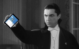 dracula revel ipad pos