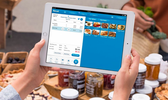 October Webinar: Get a Tour of Revel iPad Point of Sale