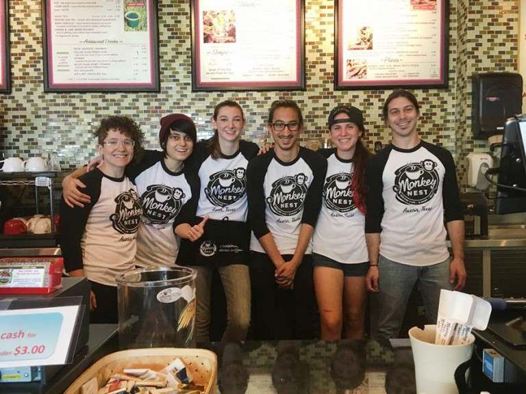 Monkey Nest Coffee Team