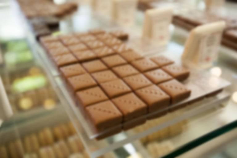 iPad POS | Ginger Elizabeth Chocolates