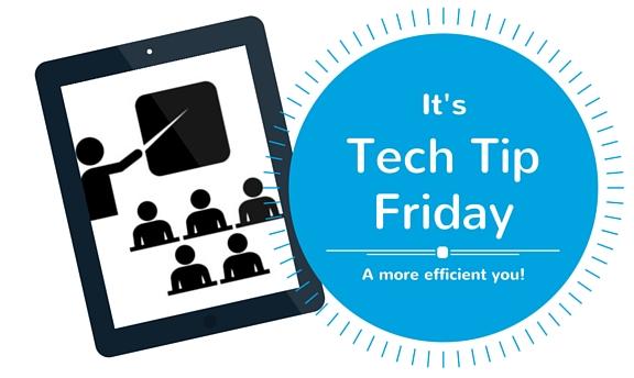 Tech Tip Friday – Test Mode