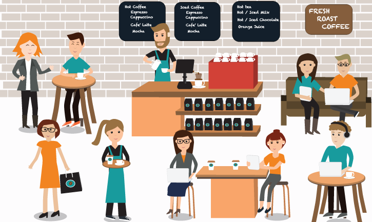 Key Findings: Stepping Up the In-Person Experience for Retailers and Restaurateurs [INFOGRAPHIC]