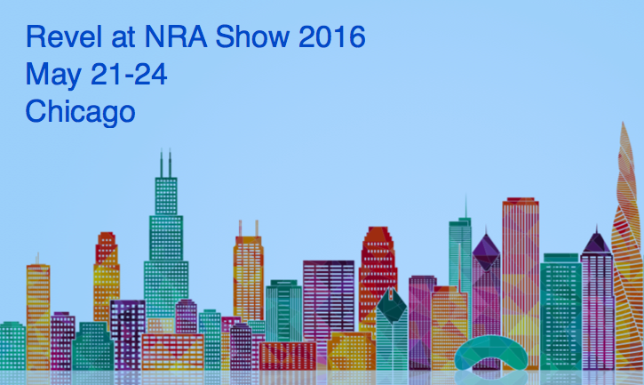 Revel Activities at NRA Show 2016