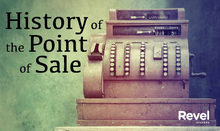 History of the Point of Sale [Infographic]