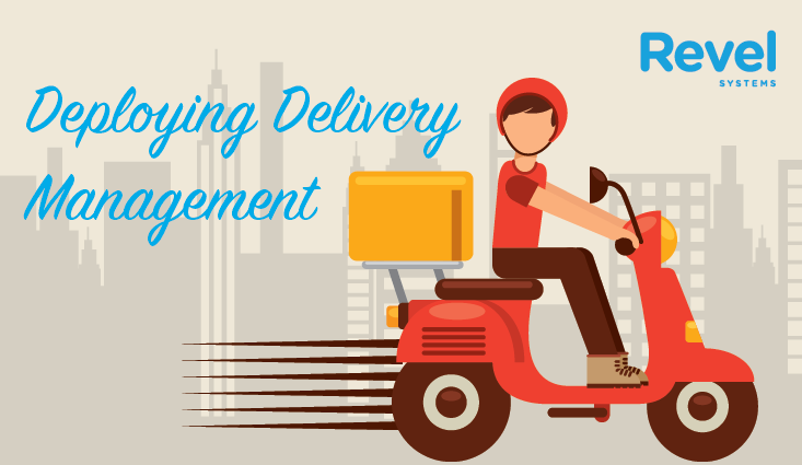 Deploying Delivery Management