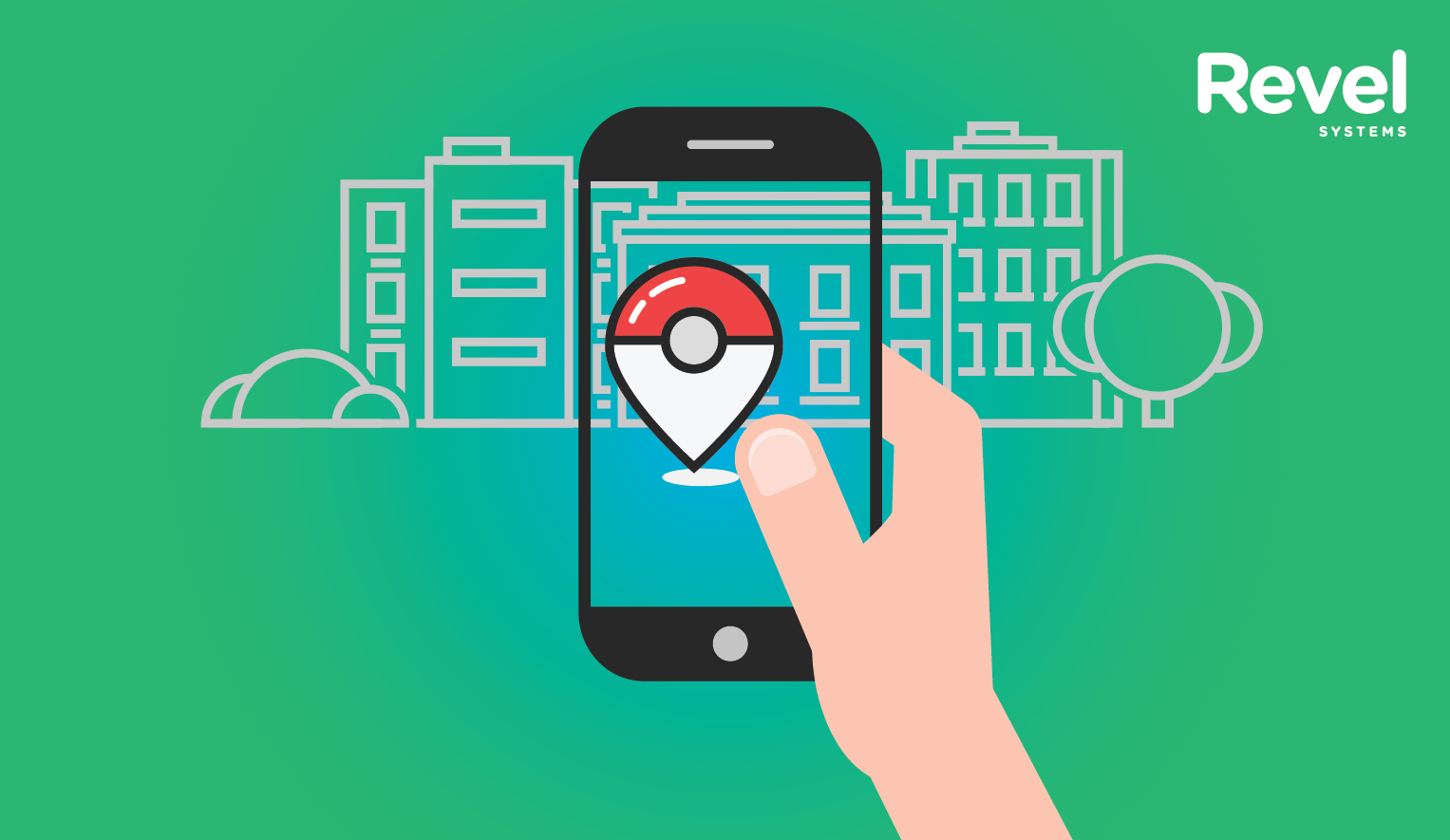 How Small Businesses Are Profiting from Pokémon Go [Infographic]