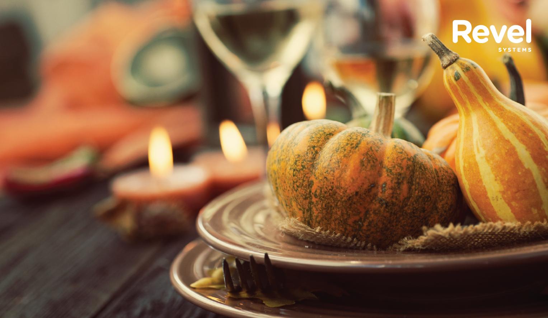 Revel POS 101: Keep Your Menu Fresh with Fall Favorites