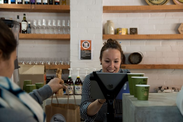 iPad POS | Coolamon Cheese