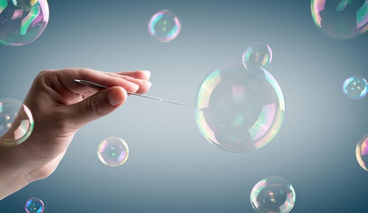 4 Ways To Survive A Bursting Bubble