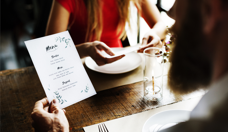 How To Design Your Menu For Maximum Profit