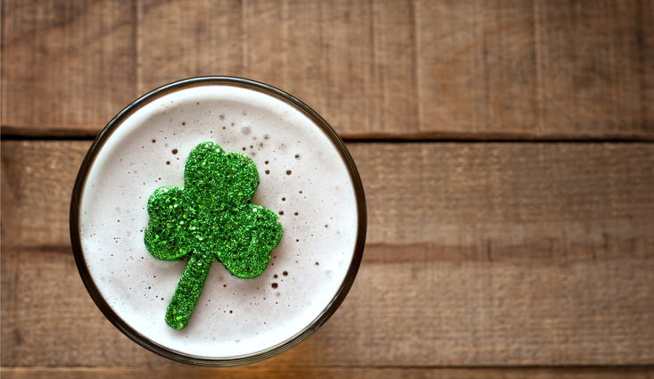 Prep Your Bar For St. Patrick's Day