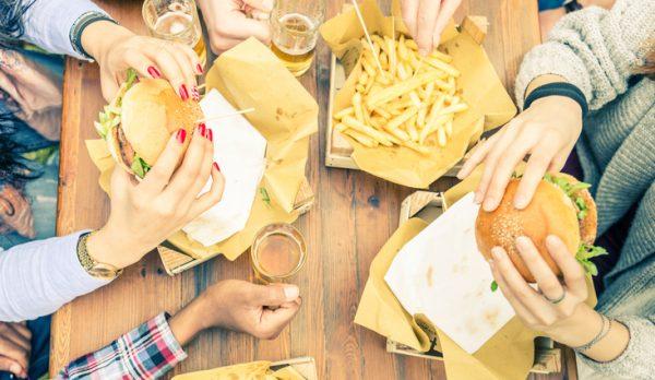 Millennial Diners