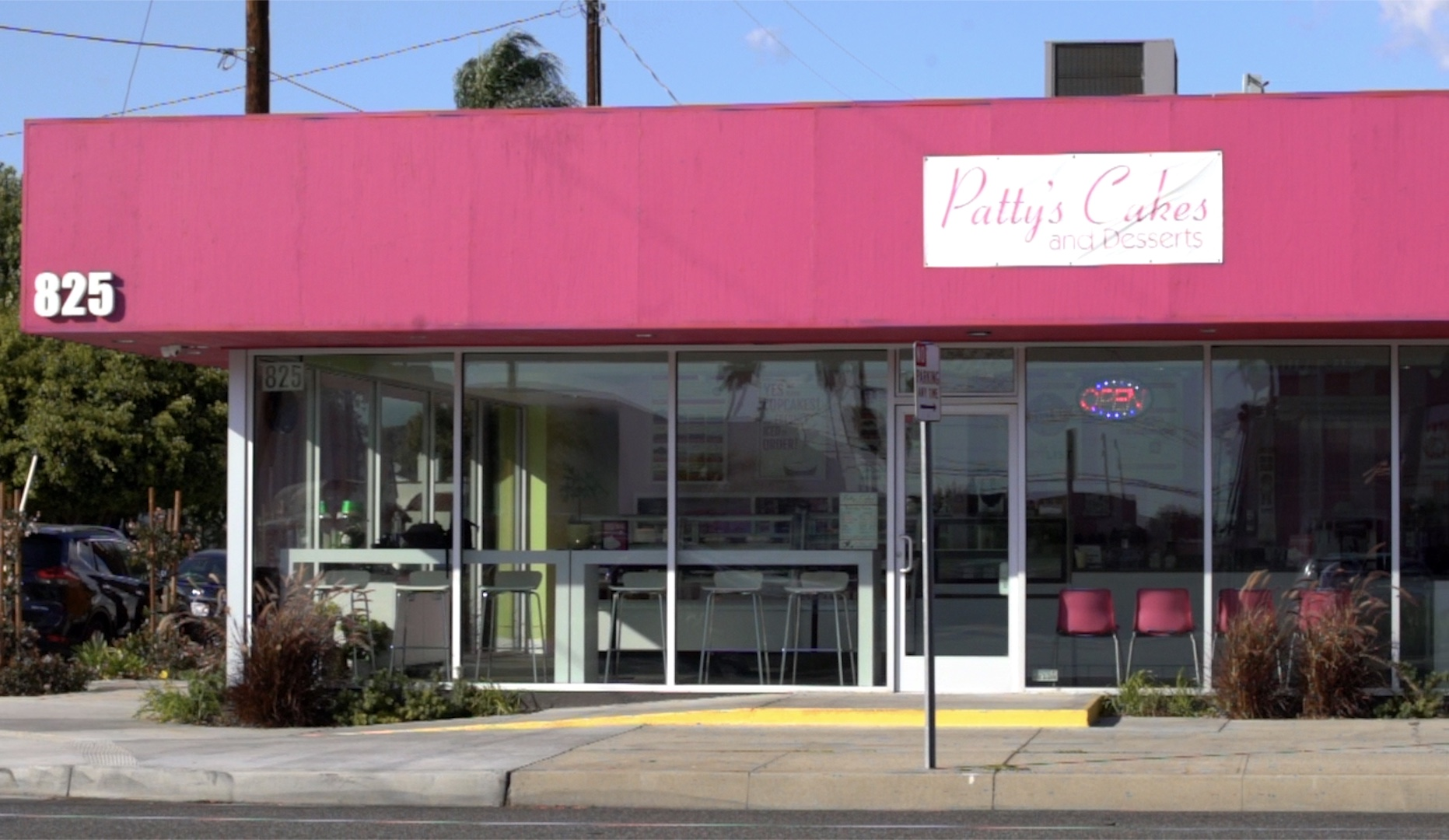 Patty's Cakes and Desserts: Freshness At the Forefront