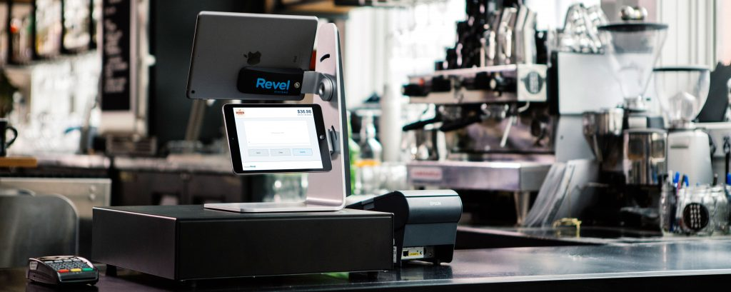 Coffee shop POS platform