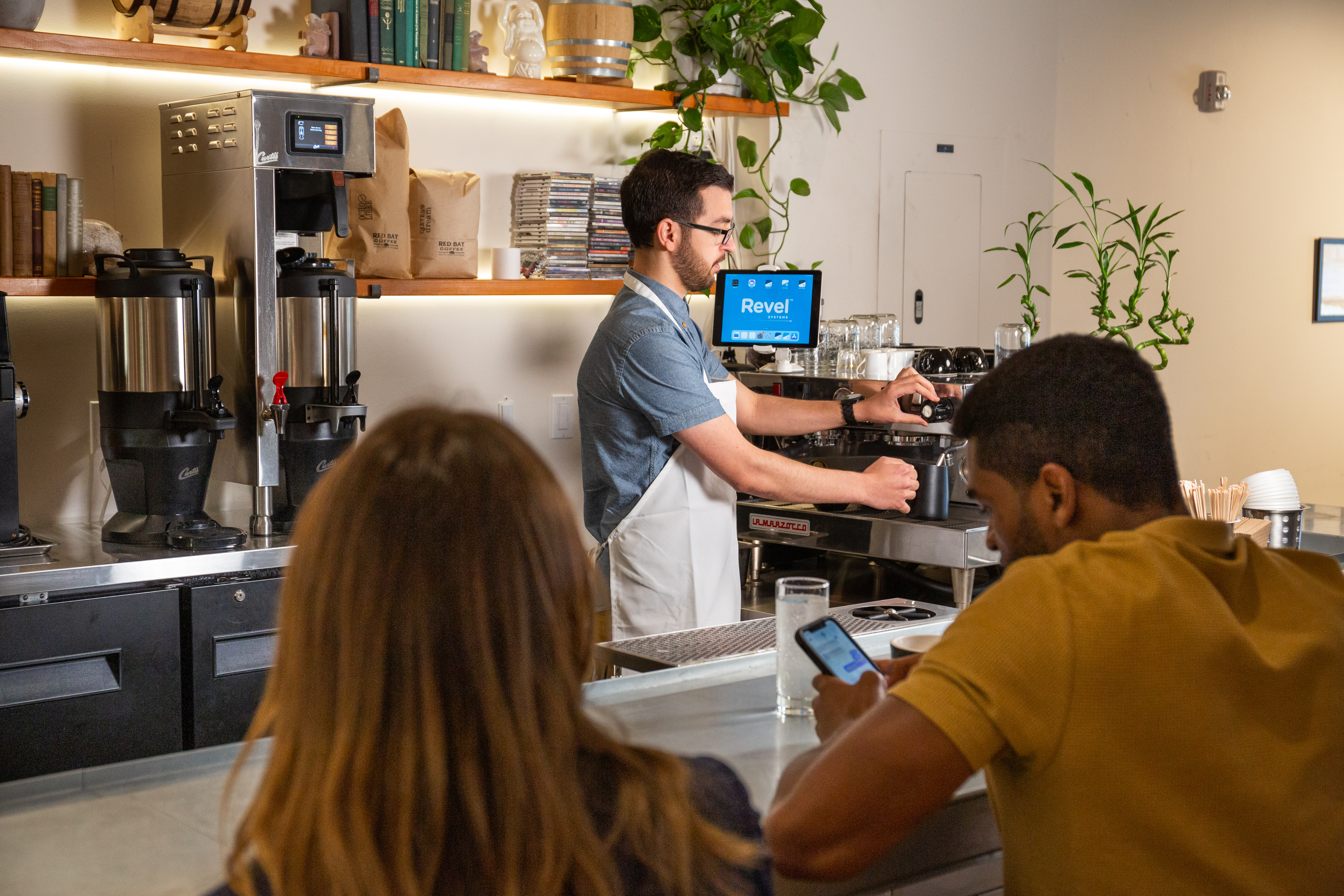 Technology's Growing Role in the Coffee Industry