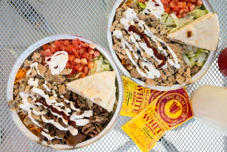 The Halal Guys - food